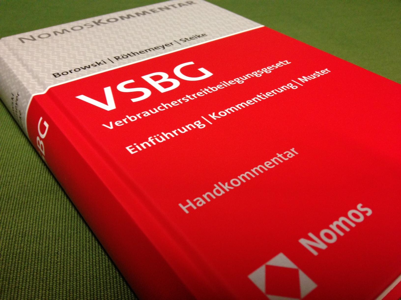 VSBG-Kommentar