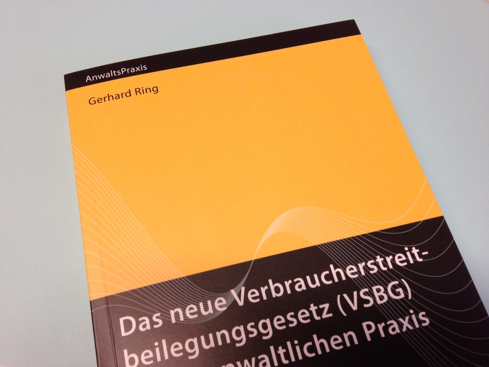 VSBG in der anwaltlichen Praxis