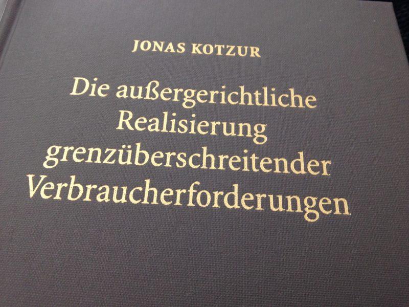 Jonas Kotzur